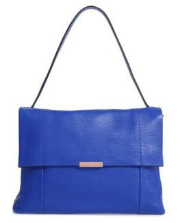 Proter Leather Shoulder Bag