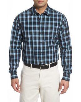 Summerland Non-iron Plaid Sport Shirt