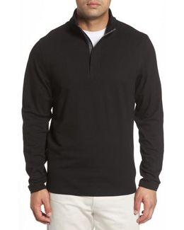 Hewitt Quarter Zip Pullover