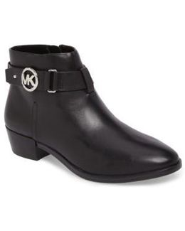 Harland Logo Charm Bootie