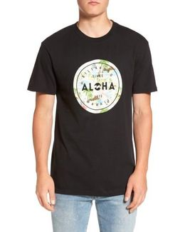 Aloha Seal Hi Graphic T-shirt