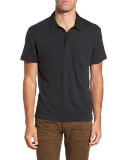Standard Fit Jersey Polo