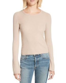 Lewis Merino Wool Blend Sweater