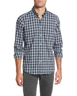 Dalton Plaid Sport Shirt