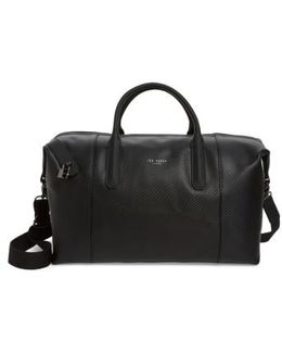 Novana Leather Duffel Bag