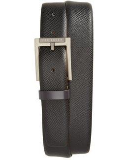 Parmer Leather Belt