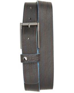 Magno Leather Belt