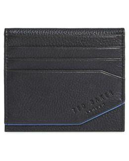 Pyuma Leather Card Case