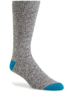 Icart Solid Socks