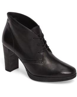 Ophelia Lace-up Bootie