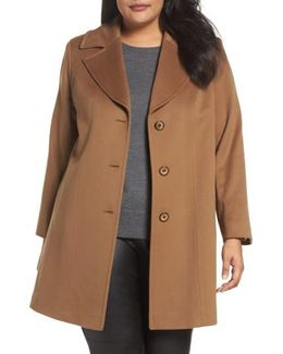 Wool Walking Coat