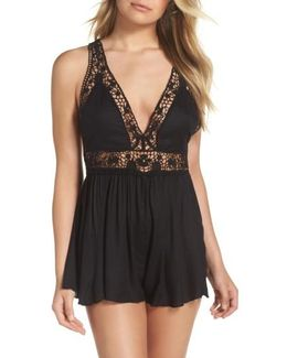 Intimately Fp Betty Lace Romper