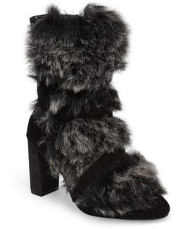 Alberta Faux Fur Boot