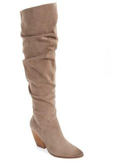 Noelle Over The Knee Boot