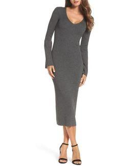 Virgie Knits Midi Dress