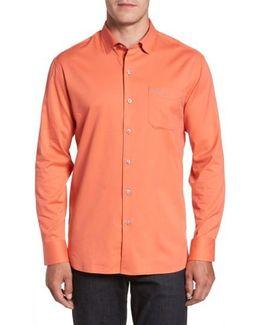 Oasis Twill Sport Shirt