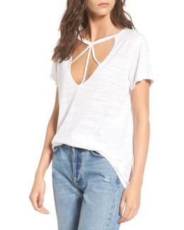 Willow Strappy Tee