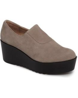 Cape Platform Slip-on