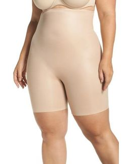 Spanx Power Conceal-her High Waist Shaping Shorts