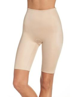 Spanx Power Conceal-her High Waist Long Shaping Shorts