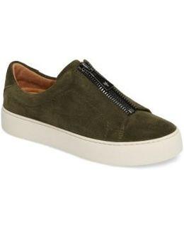 Lena Zip Platform Sneaker