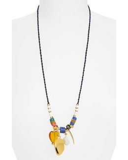 Mombasa Surf Pendant Necklace