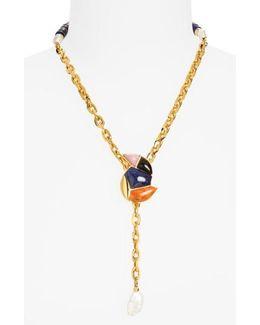 Songbird Chain Lariat