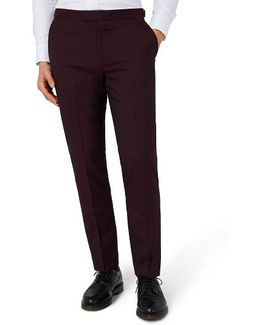 Charlie Casely-hayford X Skinny Fit Suit Trousers