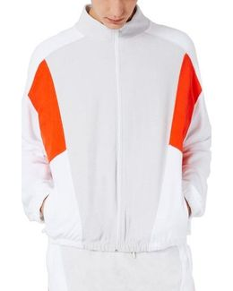 Terry Cloth Track Jacket