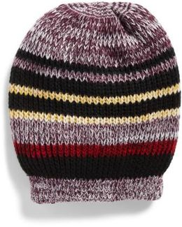 Everyday Striped Beanie