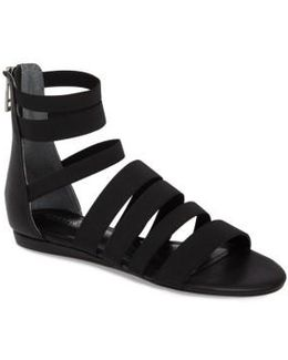 Maide Elastic Gladiator Sandal