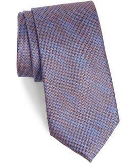 Hoss Textured Silk Tie
