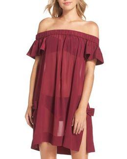 Anete Bardot Cover-up Dress