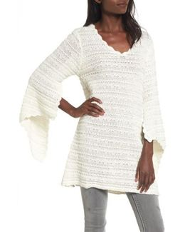 Held By The Sky Knit Tunic