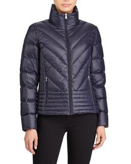 Short Down Coat