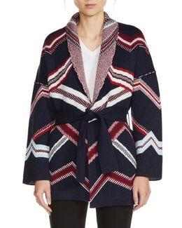 Belted Kimono Cardigan