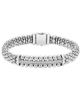 Spark Diamond Station Bracelet