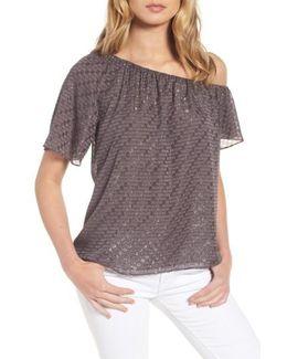 Linnea One-shoulder Top
