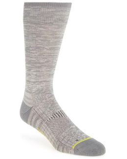 Zerogrand Random Feed Crew Socks