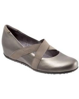 Softwalk Waverly Mary Jane Wedge
