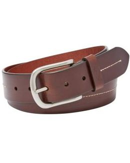 Cullen Casual Leather Belt