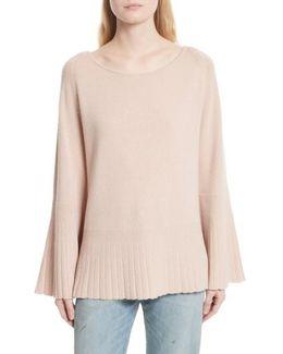 Clarette Bell Sleeve Sweater