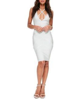 Premium Sleeveless Body-con Dress