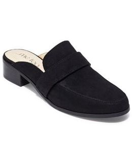 Jada Loafer Mule