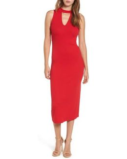 Body-con Knit Dress