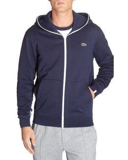 Fleece Zip Sweatshirt