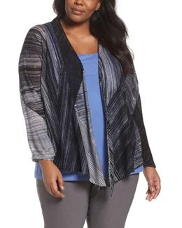 Waterfall 4-way Convertible Cardigan