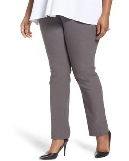 Wonder Stretch Straight Leg Pants