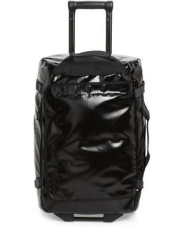 Black Hole 40-liter Rolling Duffel Bag