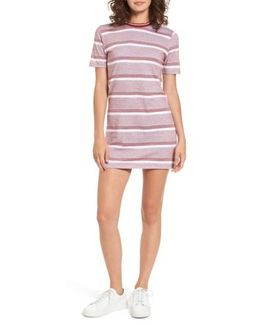 Howl Stripe T-shirt Dress